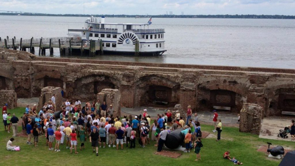 Choose Your Fort Sumter Tour Inc Combo And Sunset Tours