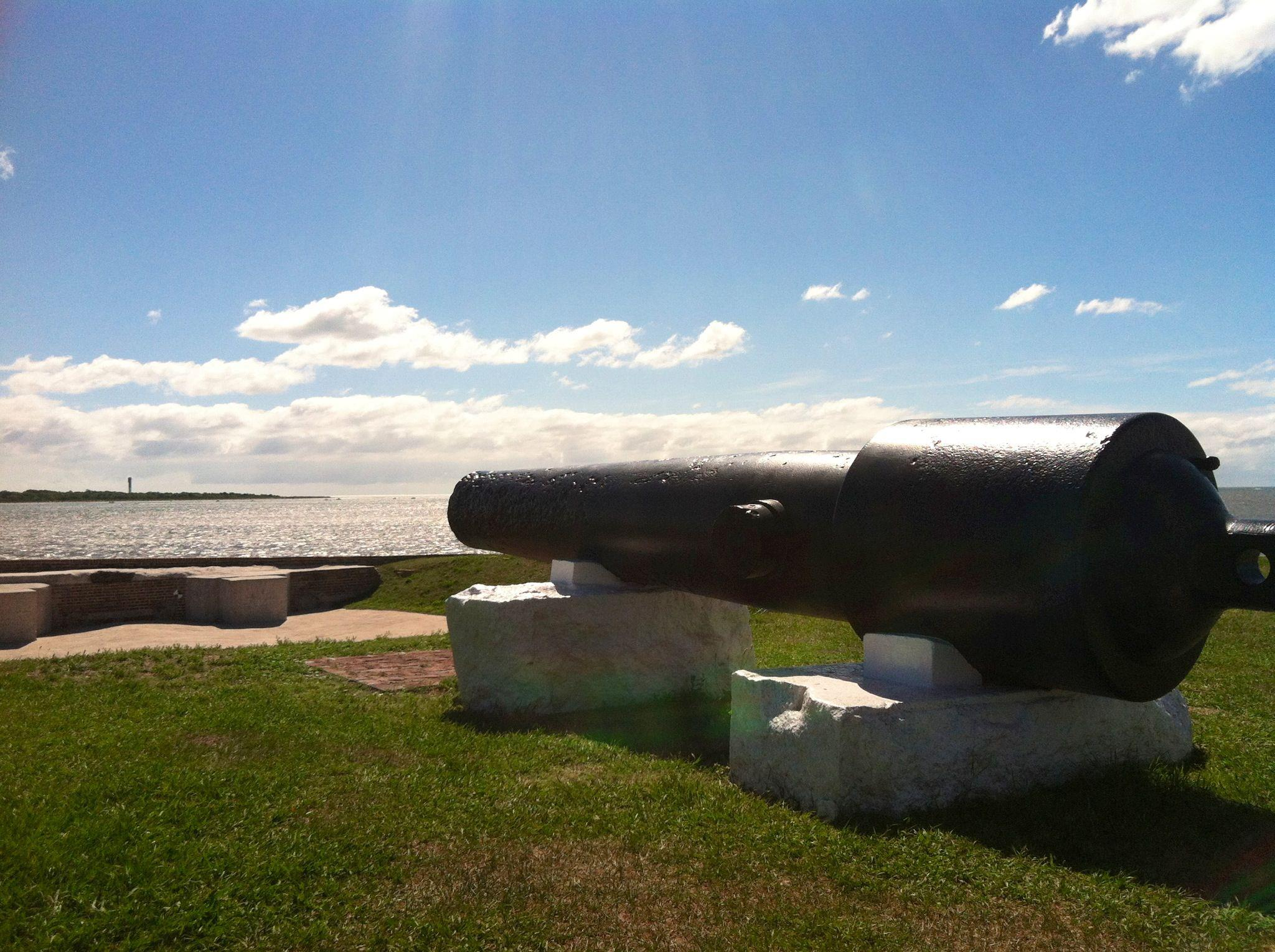 Fort Sumter Tours Pictures